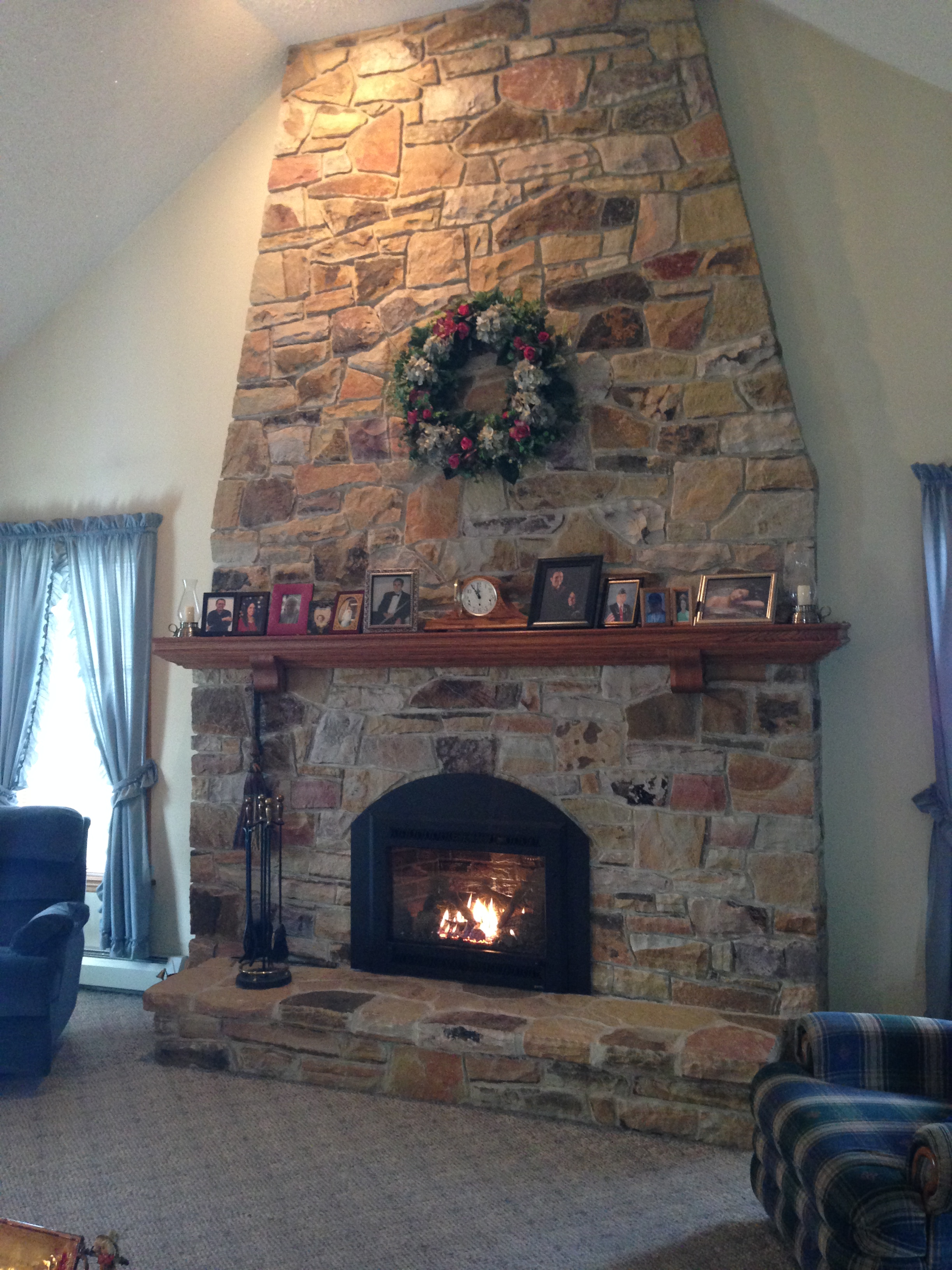 woodys fireplace