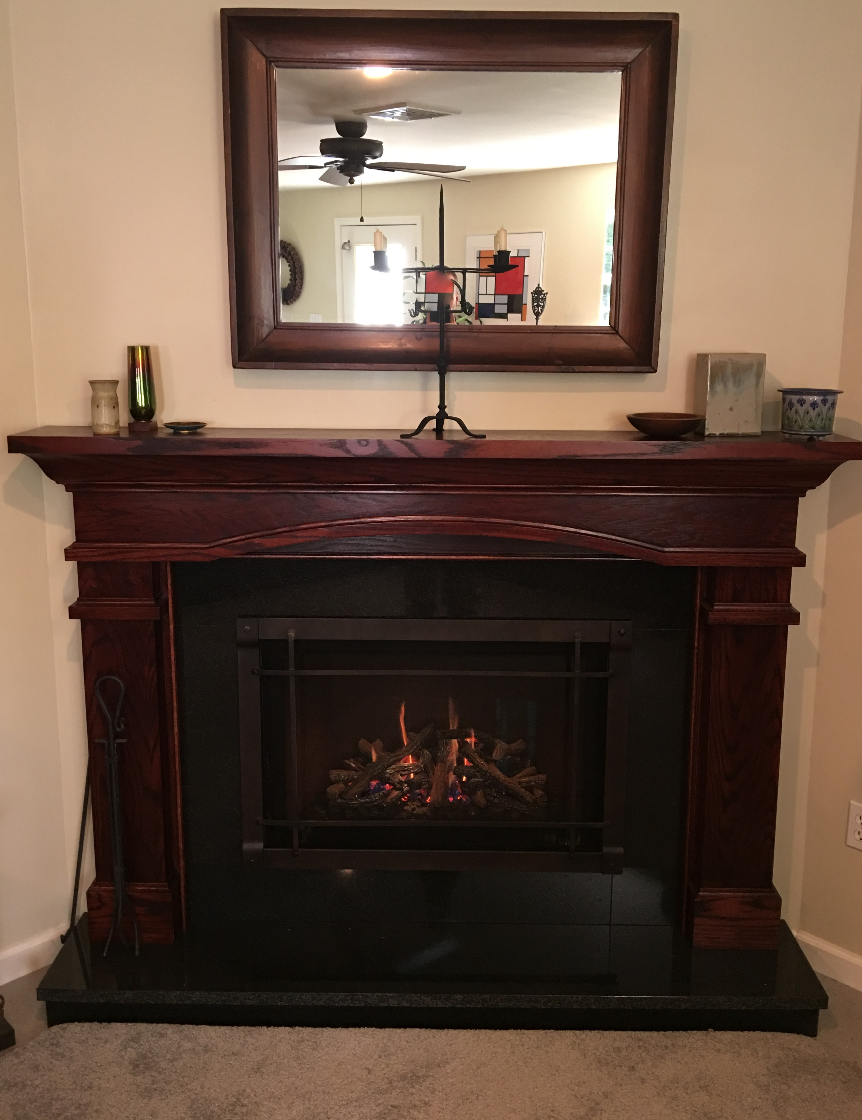 Stupendous Woodys Fireplace Home Interior And Landscaping Ologienasavecom
